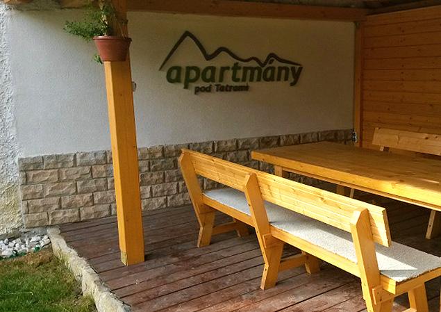 Apartmány pod Tatrami